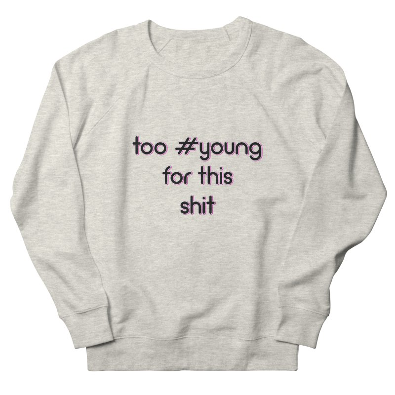 #Young Men's Sweatshirt by gasponce