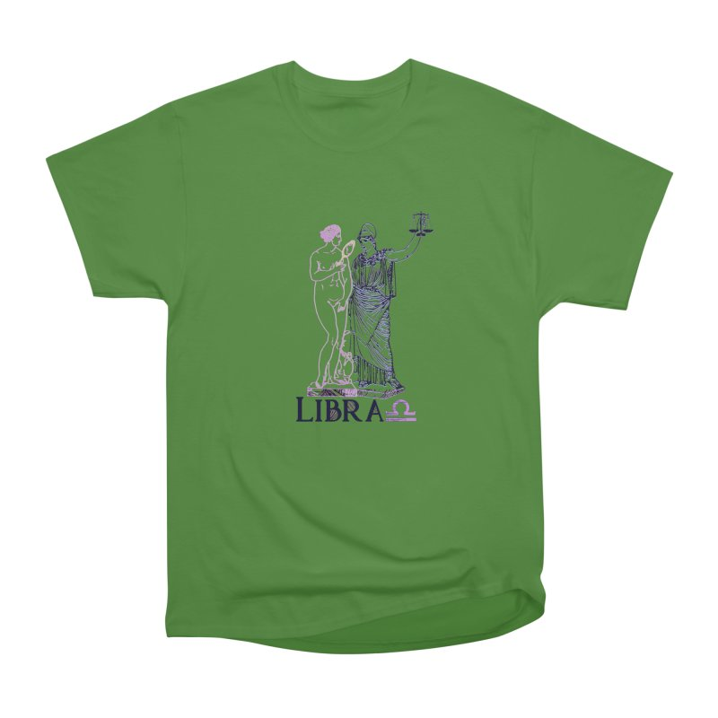 Libra Men's Classic T-Shirt by gasponce