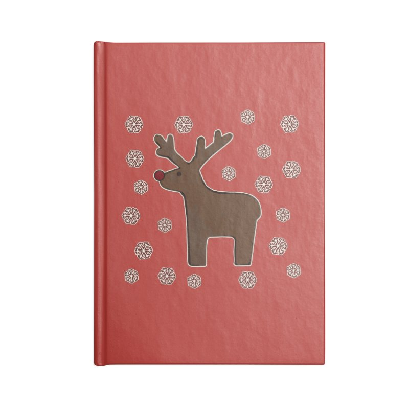 Christmas deer! Accessories Notebook by gasponce