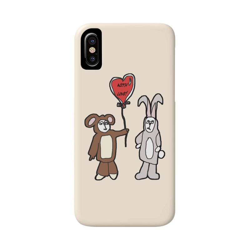 BEAR/ BUNNY LOVE! Accessories Phone Case by gasponce