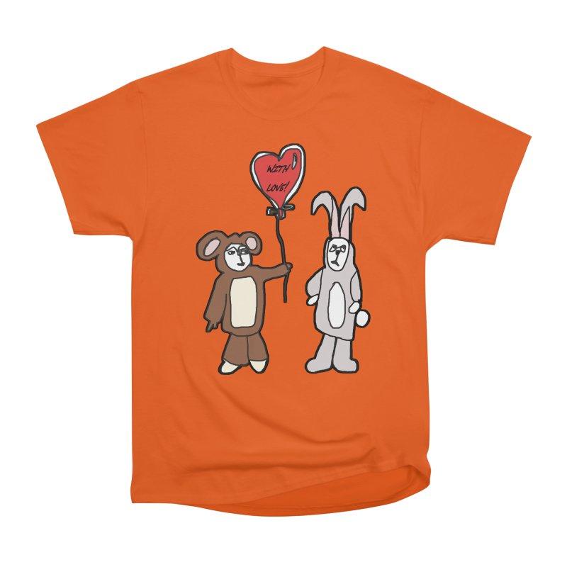BEAR/ BUNNY LOVE! Women's Classic Unisex T-Shirt by gasponce