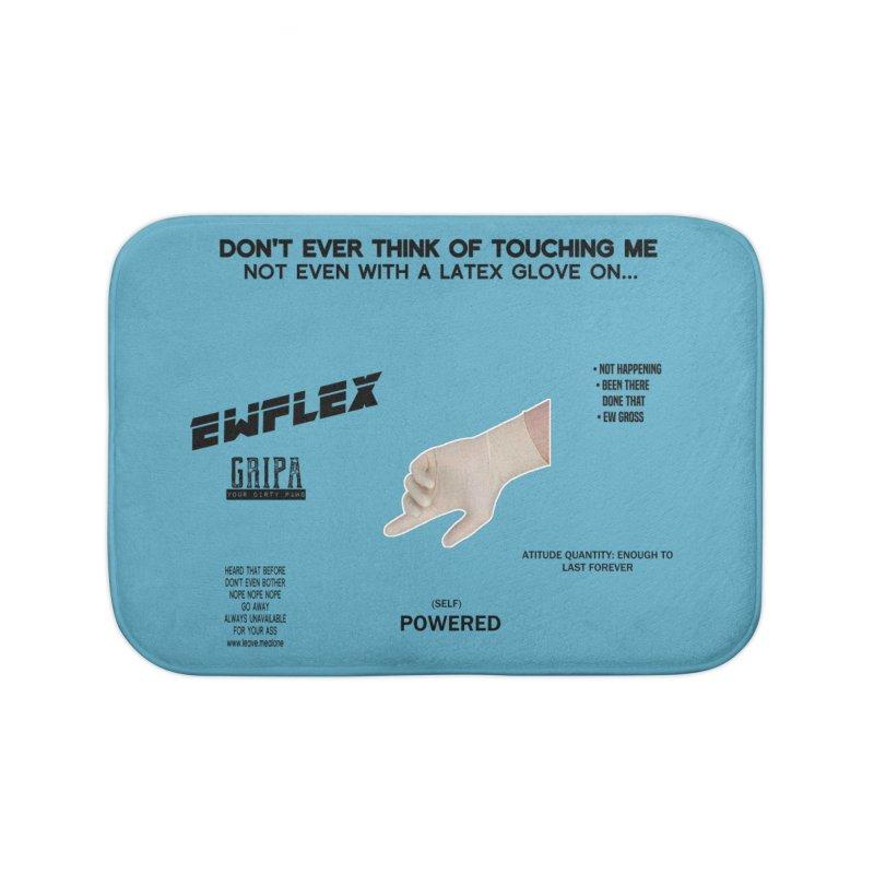 Latex! Home Bath Mat by gasponce