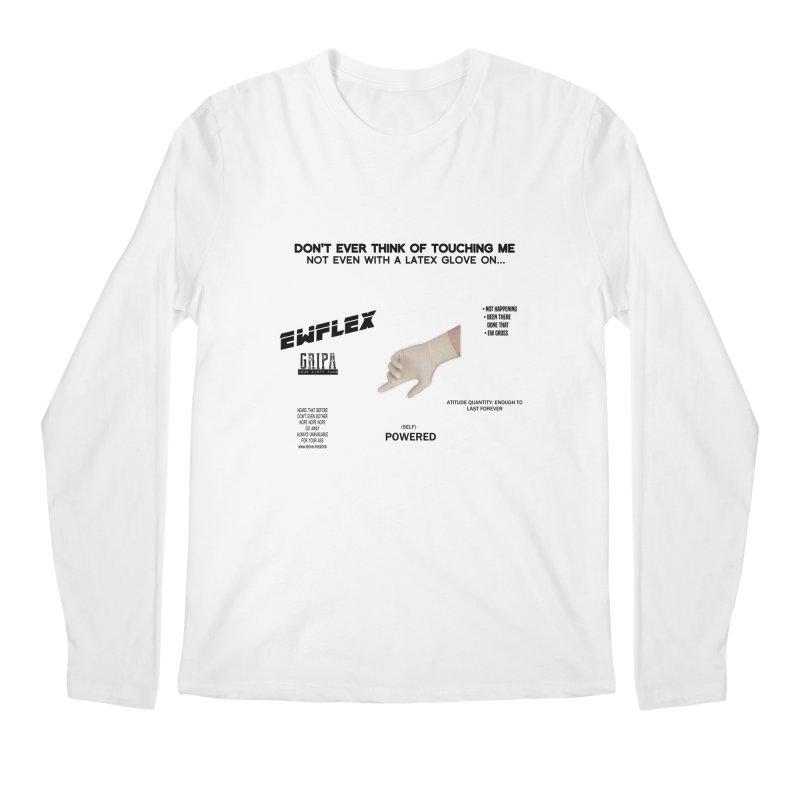 Latex! Men's Longsleeve T-Shirt by gasponce