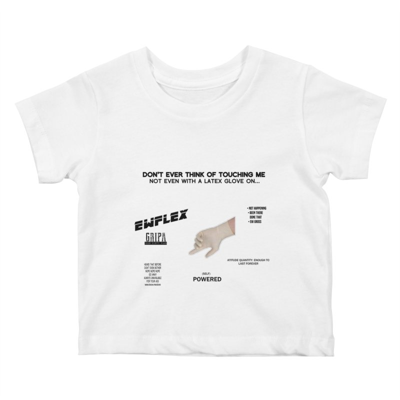 Latex! Kids Baby T-Shirt by gasponce
