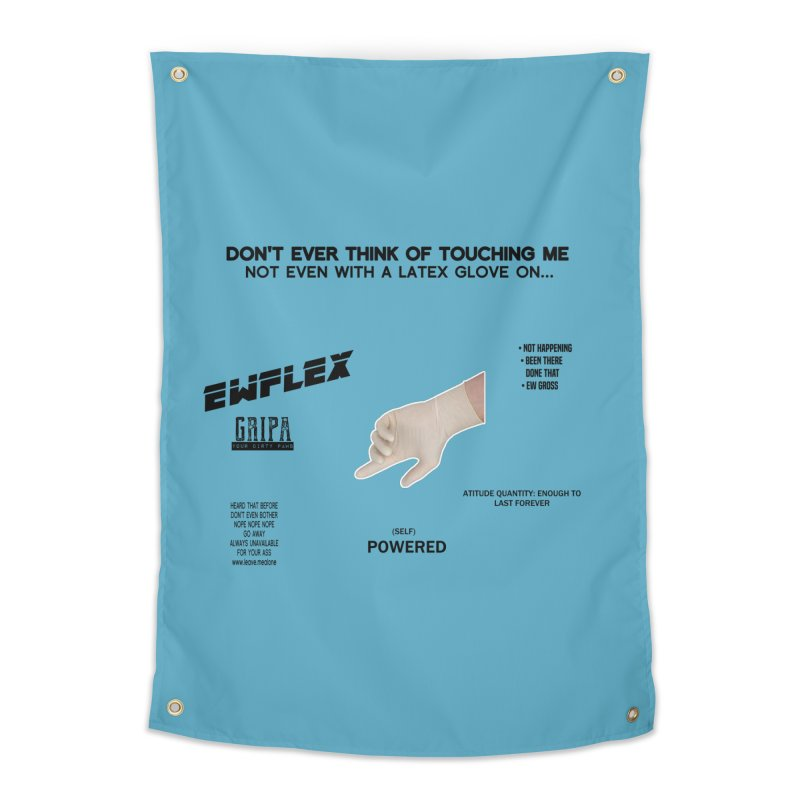 Latex! Home Tapestry by gasponce