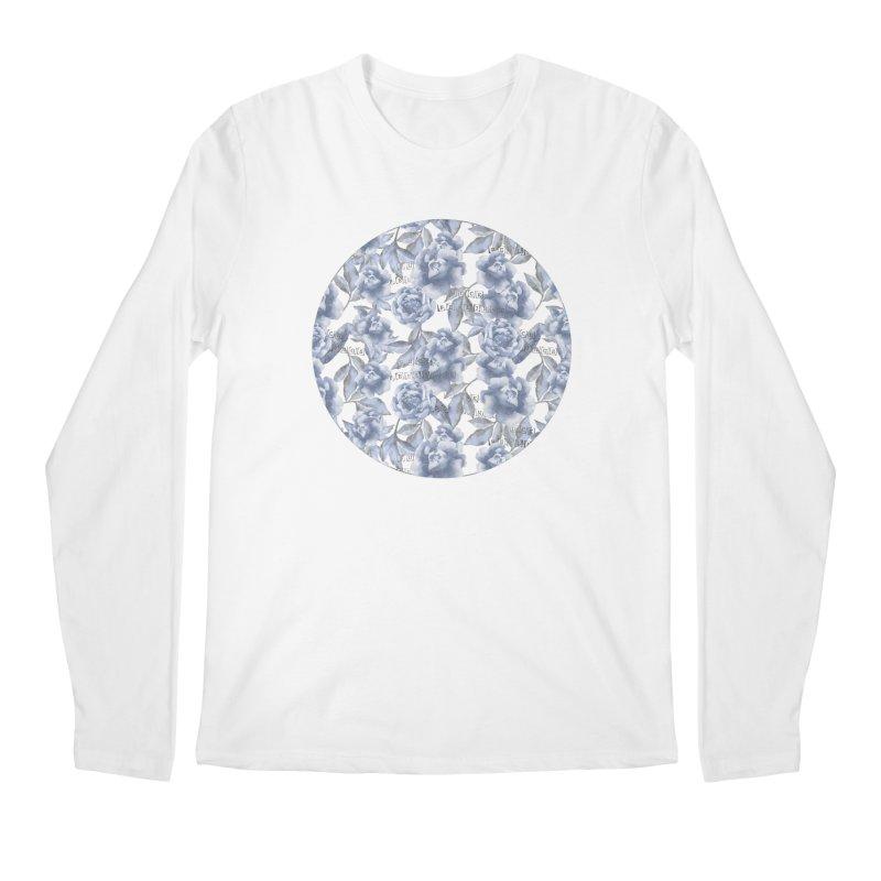F*CK FEELINGS! BLUE Men's Longsleeve T-Shirt by gasponce