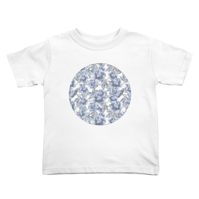 F*CK FEELINGS! BLUE Kids Toddler T-Shirt by gasponce