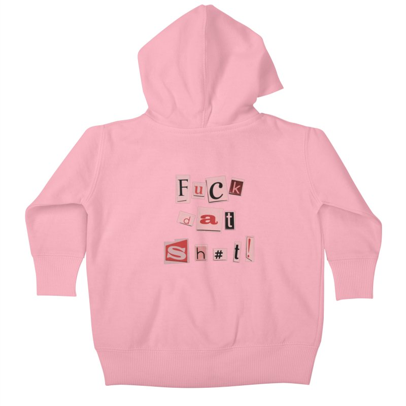 FDS PINK! Kids Baby Zip-Up Hoody by gasponce