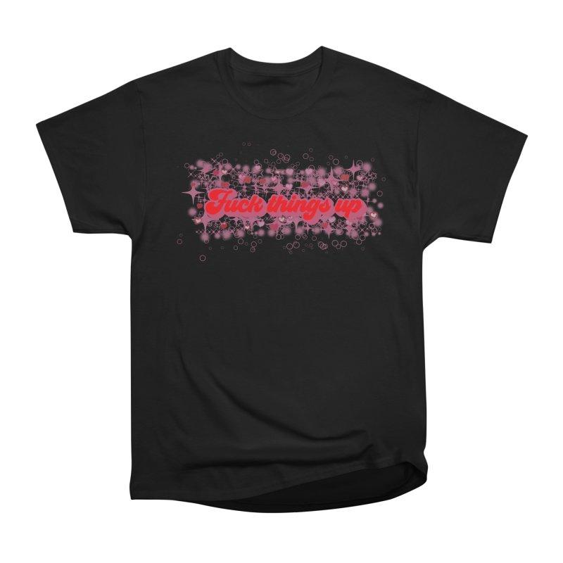FTU Men's Heavyweight T-Shirt by gasponce