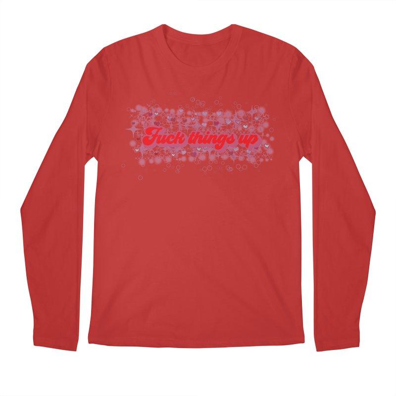 FTU Men's Longsleeve T-Shirt by gasponce