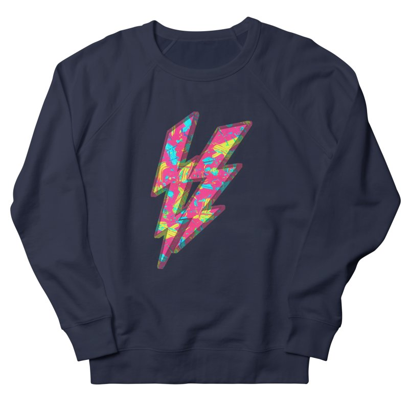 NEON PAINT PINK Women's Sweatshirt by gasponce