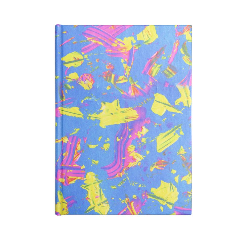 NEON SUMMERTIME! Accessories Notebook by gasponce