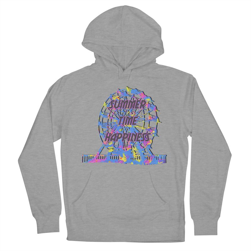 NEON SUMMERTIME! Women's Pullover Hoody by gasponce