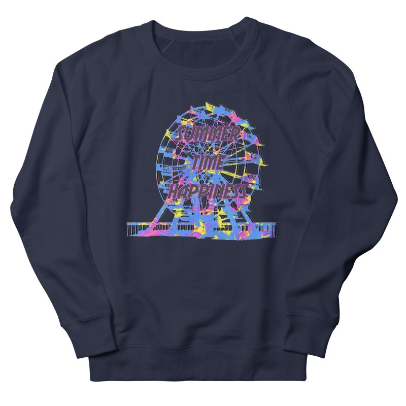 NEON SUMMERTIME! Women's Sweatshirt by gasponce