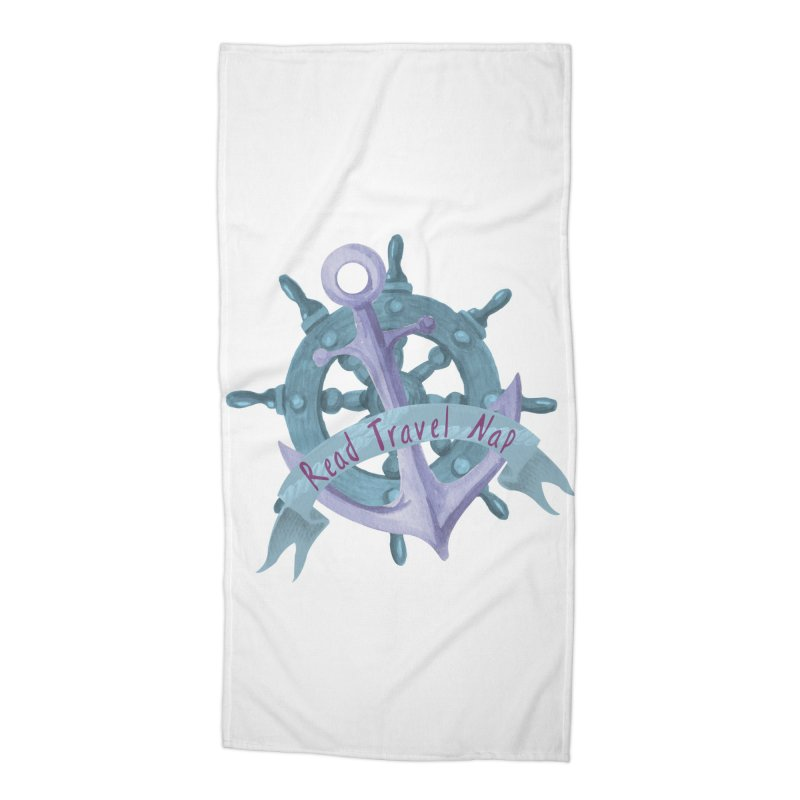 NAUTICAL ADVICE! Accessories Beach Towel by gasponce