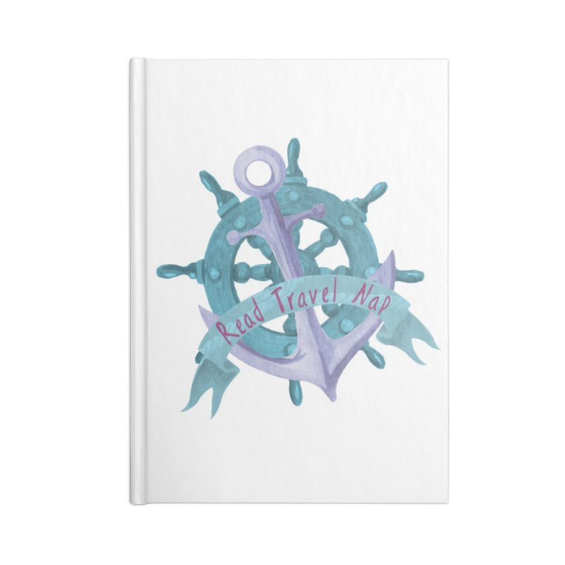 NAUTICAL ADVICE! Accessories Notebook by gasponce