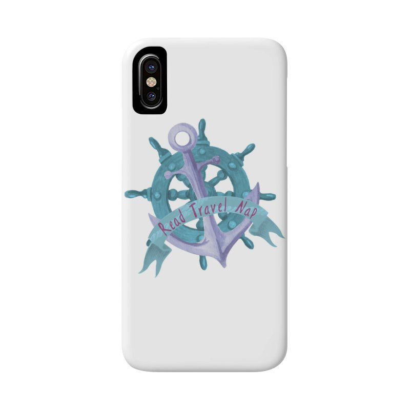 NAUTICAL ADVICE! Accessories Phone Case by gasponce