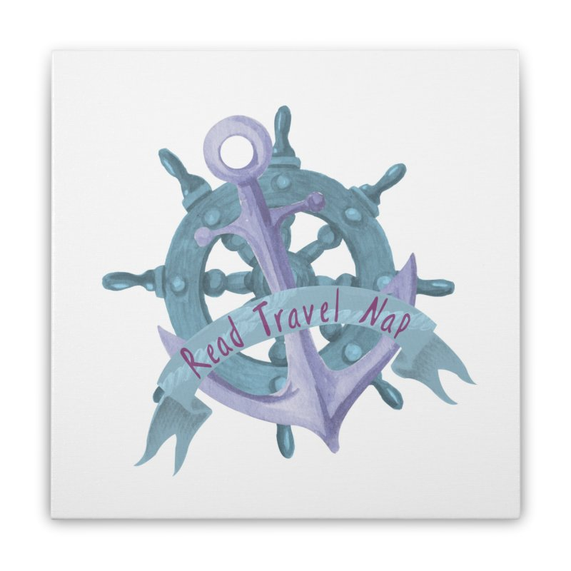 NAUTICAL ADVICE! Home Stretched Canvas by gasponce
