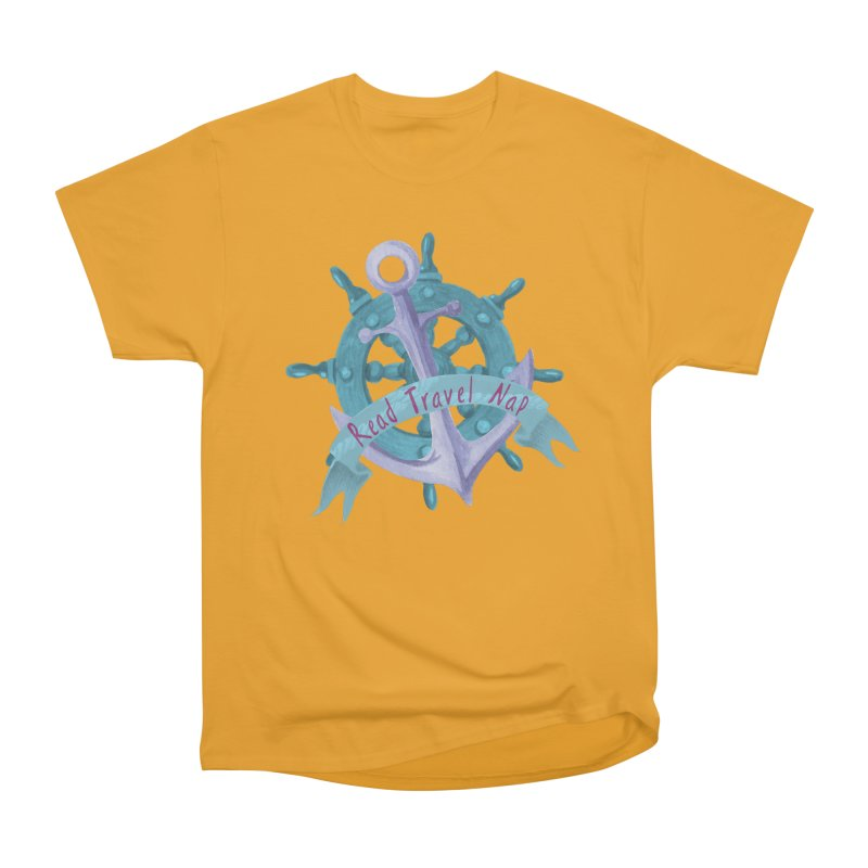 NAUTICAL ADVICE! Men's Heavyweight T-Shirt by gasponce