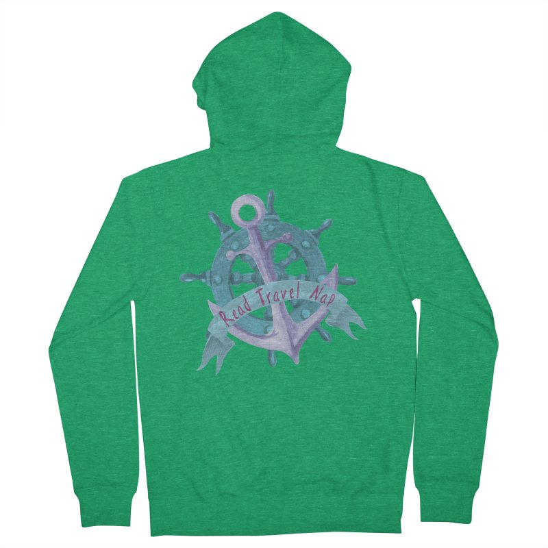 NAUTICAL ADVICE! Women's French Terry Zip-Up Hoody by gasponce