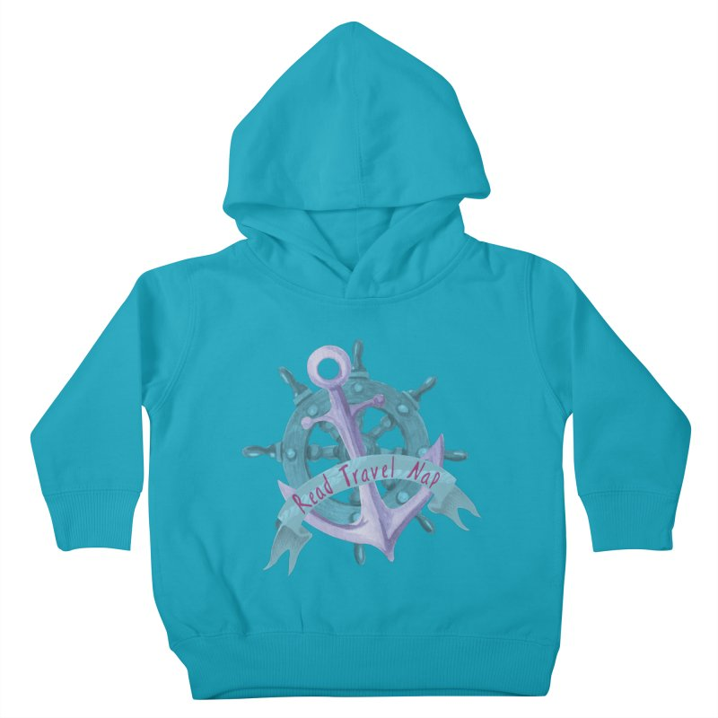 NAUTICAL ADVICE! Kids Toddler Pullover Hoody by gasponce