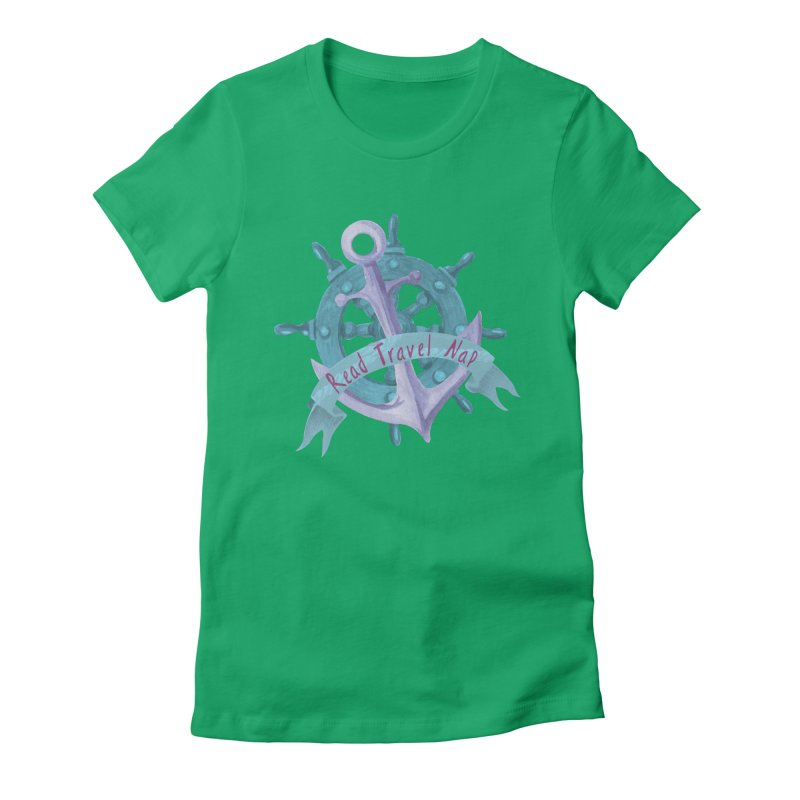 NAUTICAL ADVICE! Women's Fitted T-Shirt by gasponce