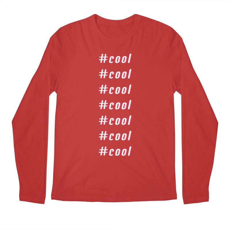 COOL! Men's Longsleeve T-Shirt by gasponce