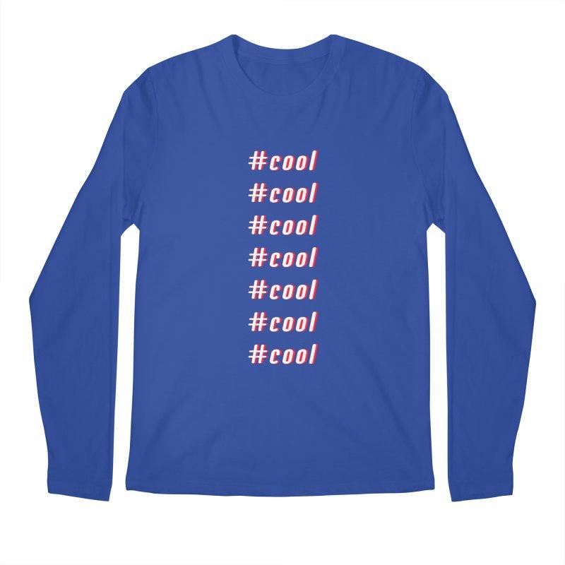 COOL! Men's Regular Longsleeve T-Shirt by gasponce