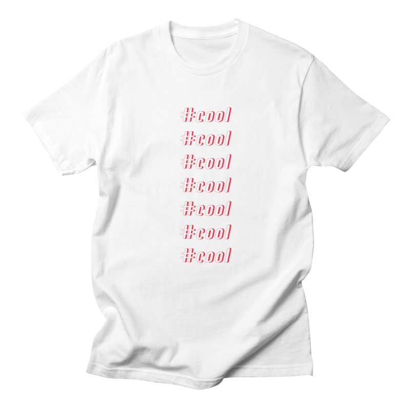 COOL! Men's Regular T-Shirt by gasponce
