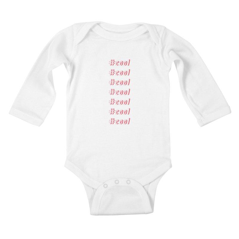 COOL! Kids Baby Longsleeve Bodysuit by gasponce