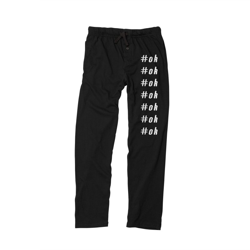 OK! Men's Lounge Pants by gasponce