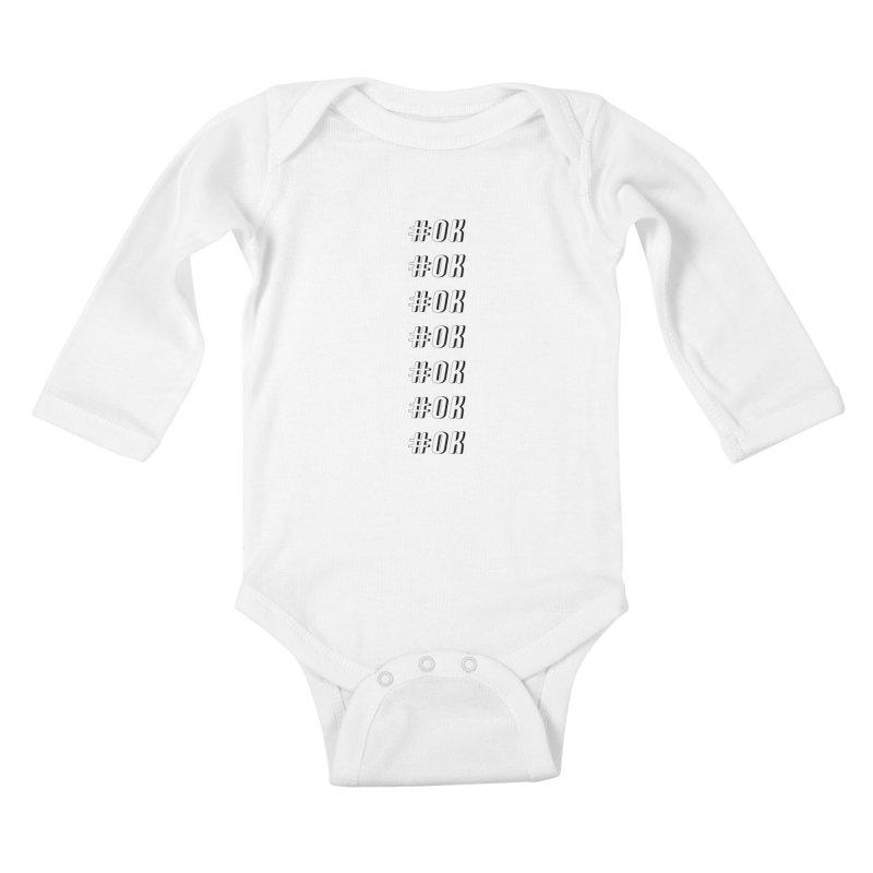 OK! Kids Baby Longsleeve Bodysuit by gasponce