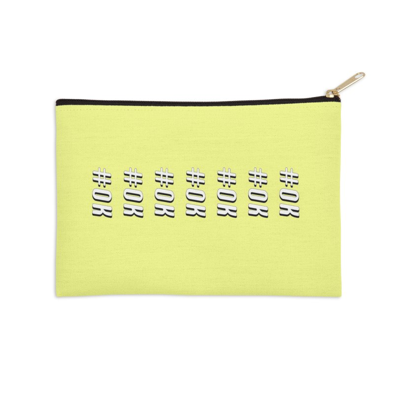OK! Accessories Zip Pouch by gasponce