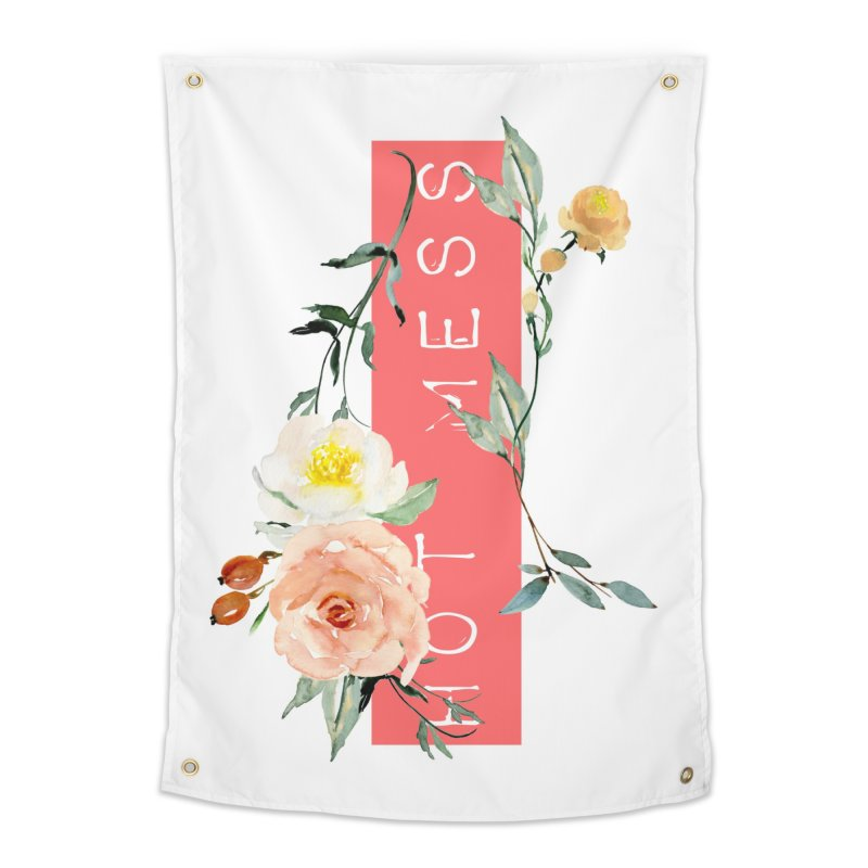 HOT MESS! Home Tapestry by gasponce