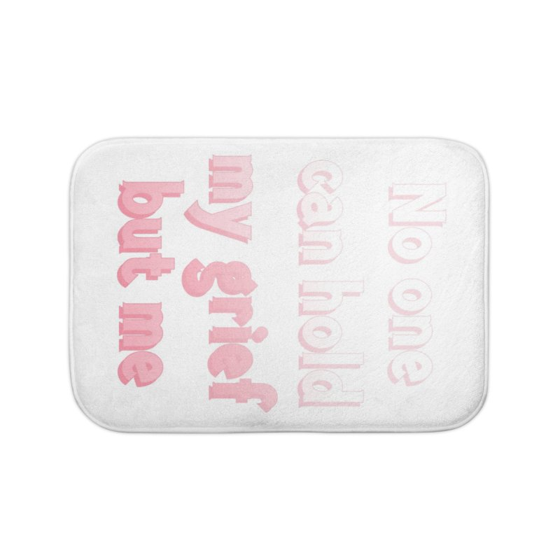GRIEF Home Bath Mat by gasponce