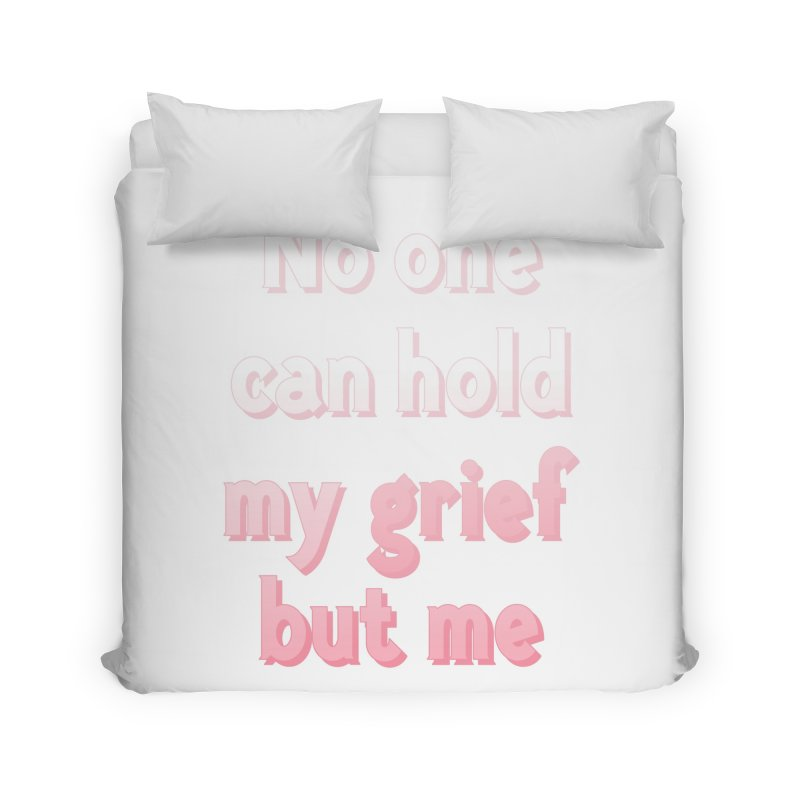 GRIEF Home Duvet by gasponce