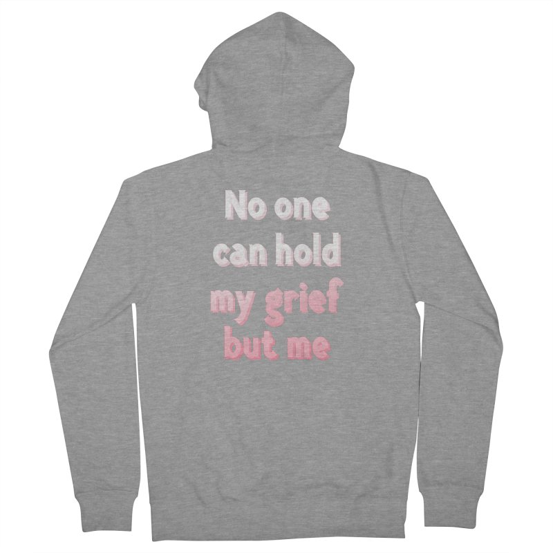 GRIEF Women's Zip-Up Hoody by gasponce