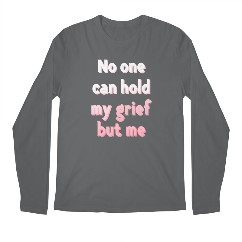 GRIEF Men's Longsleeve T-Shirt by gasponce