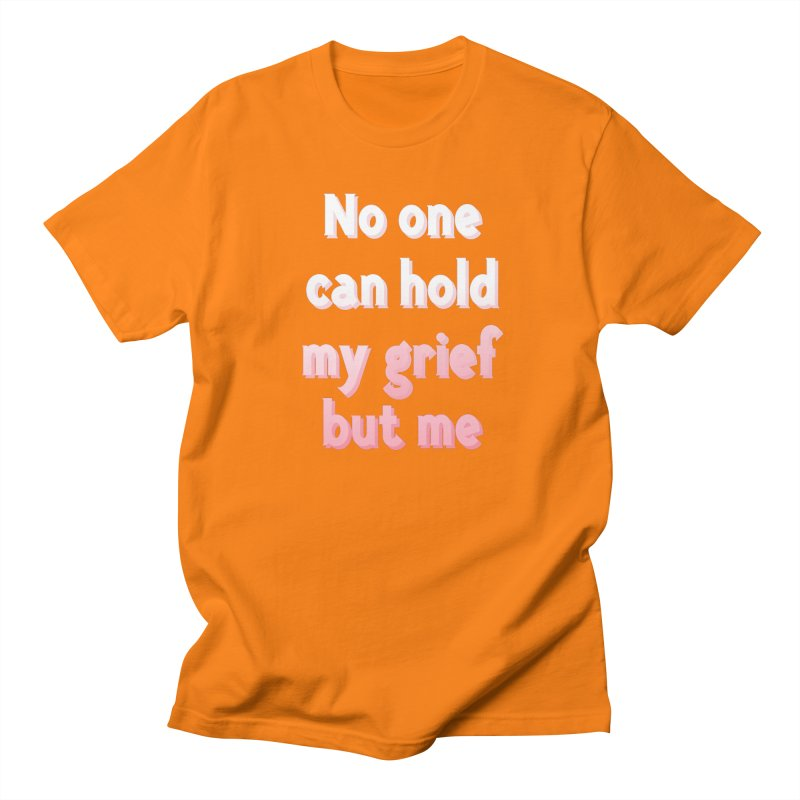 GRIEF Men's T-Shirt by gasponce
