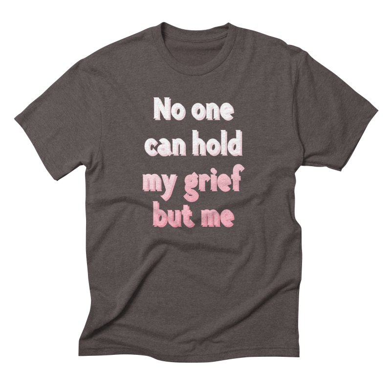 GRIEF Men's Triblend T-Shirt by gasponce