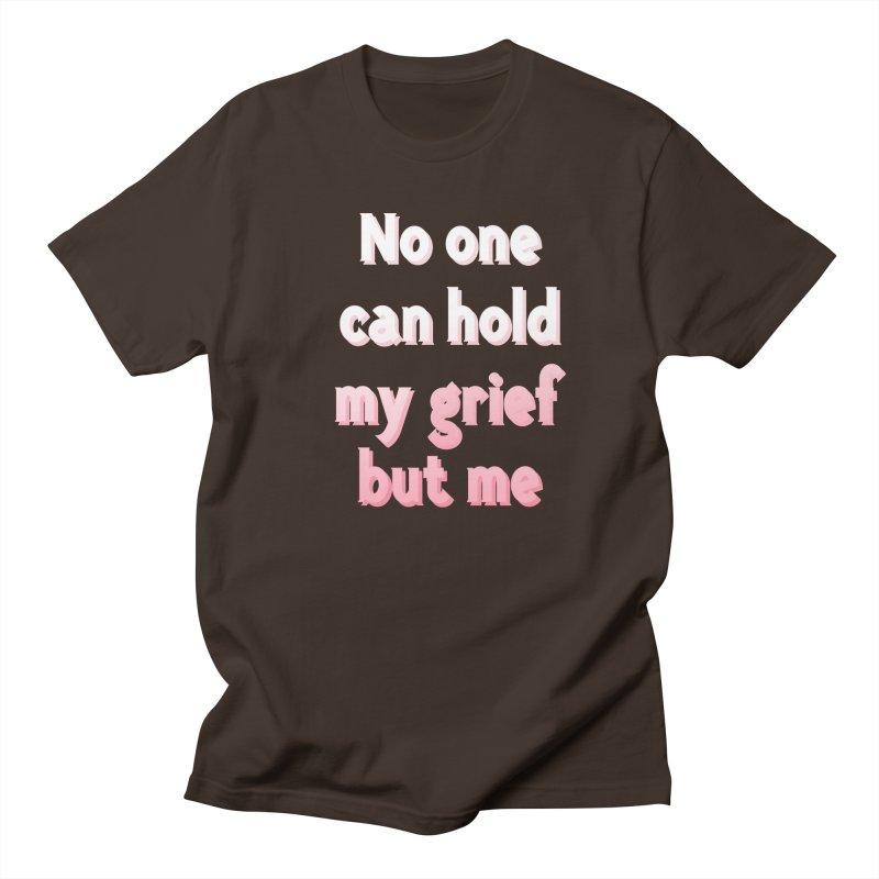 GRIEF Men's Regular T-Shirt by gasponce