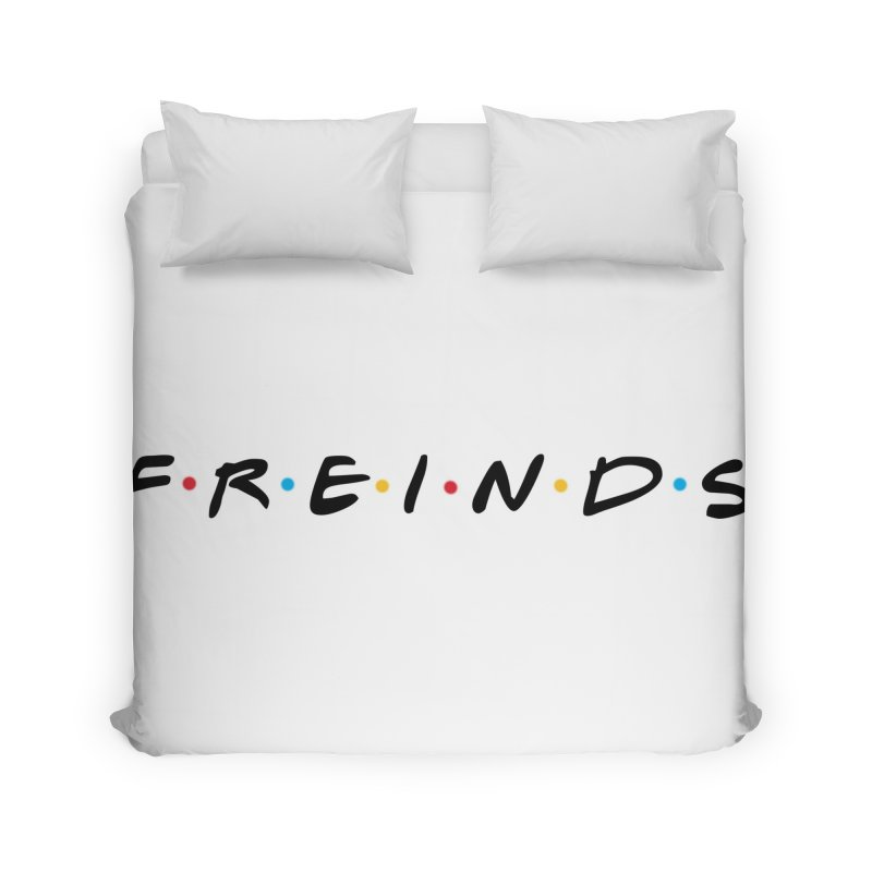 FREINDS Home Duvet by gasponce