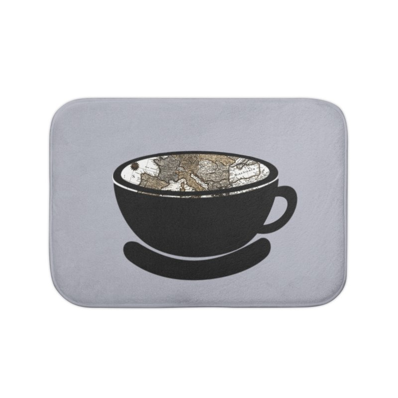 CUP OF WORLD 2 Home Bath Mat by gasponce