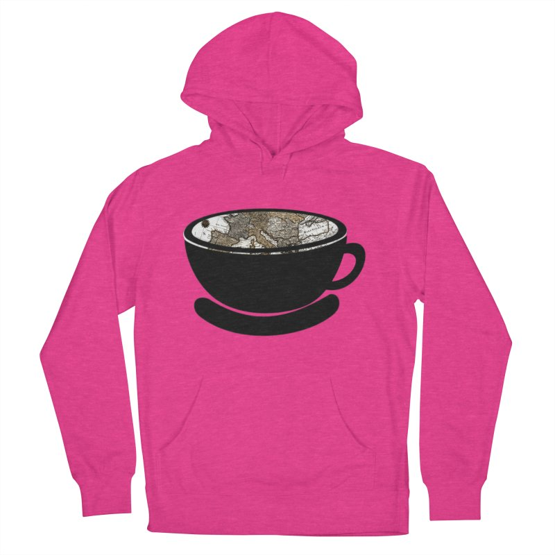 CUP OF WORLD 2 Women's French Terry Pullover Hoody by gasponce