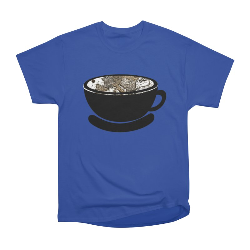 CUP OF WORLD 2 Men's Heavyweight T-Shirt by gasponce