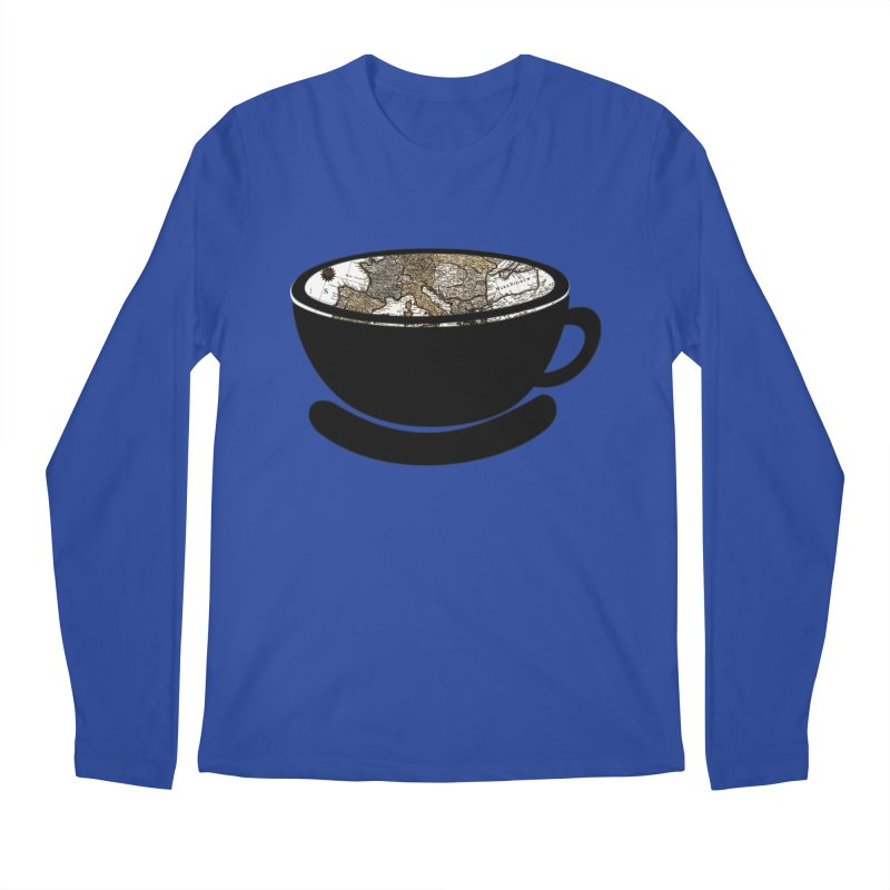 CUP OF WORLD 2 Men's Regular Longsleeve T-Shirt by gasponce
