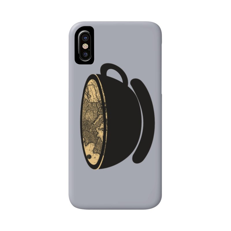 CUP OF WORLD Accessories Phone Case by gasponce