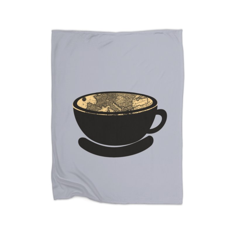 CUP OF WORLD Home Blanket by gasponce