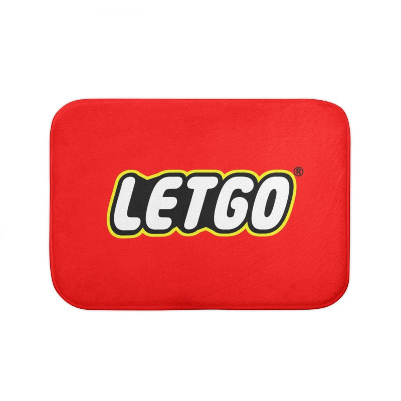 LETGO! Home Bath Mat by gasponce