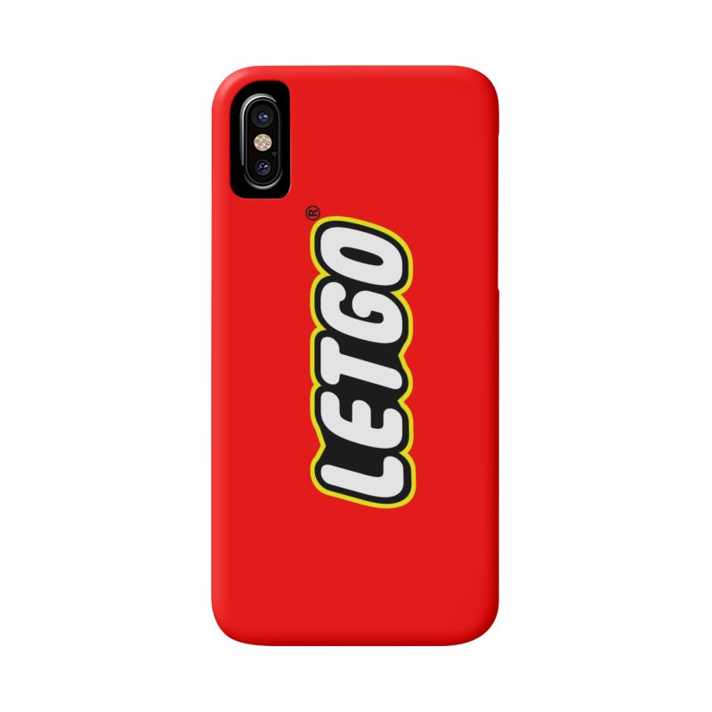 LETGO! Accessories Phone Case by gasponce